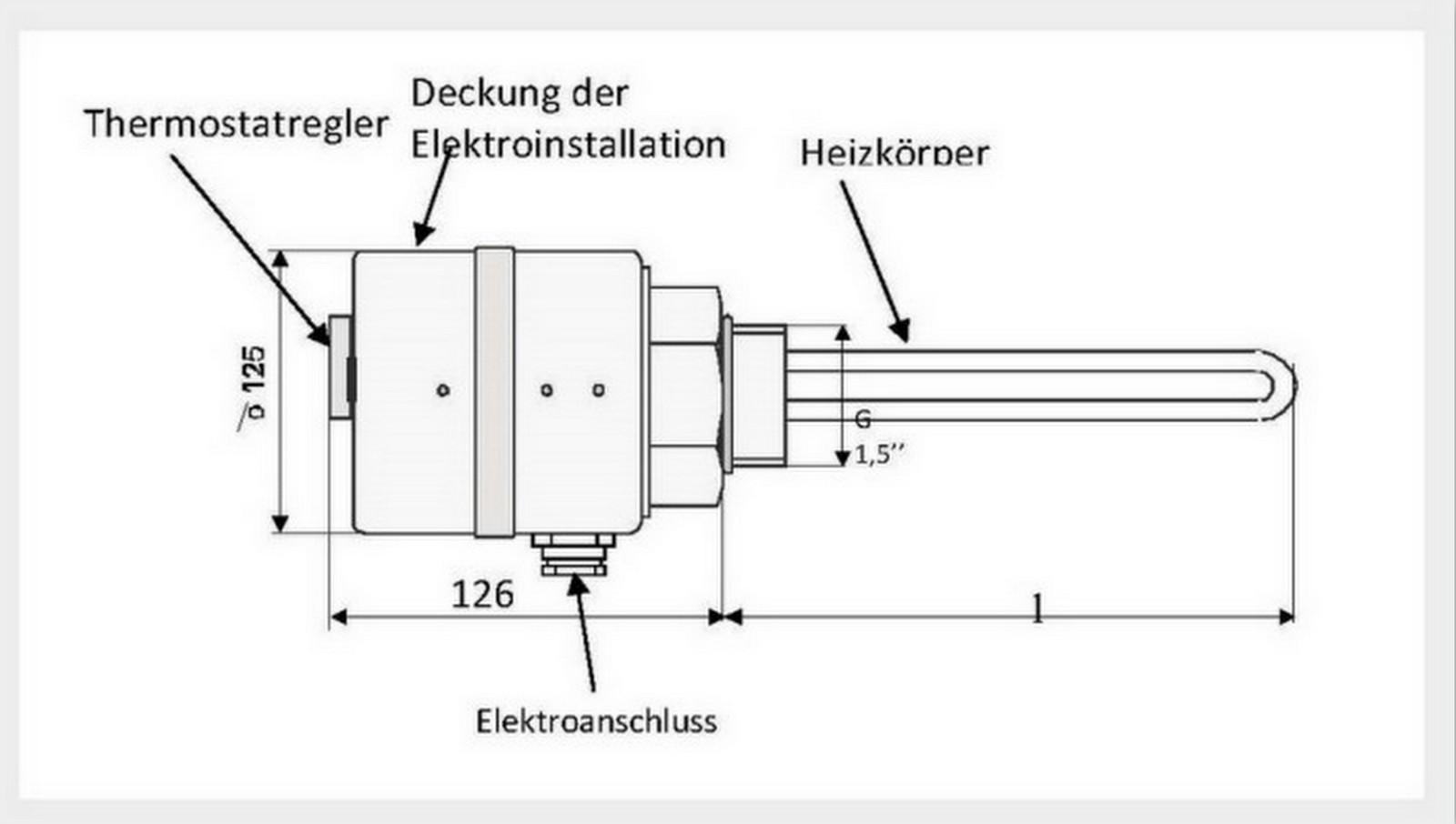 Niedlich Warmwasserboiler System Diagramm Fotos - Schaltplan Serie ...