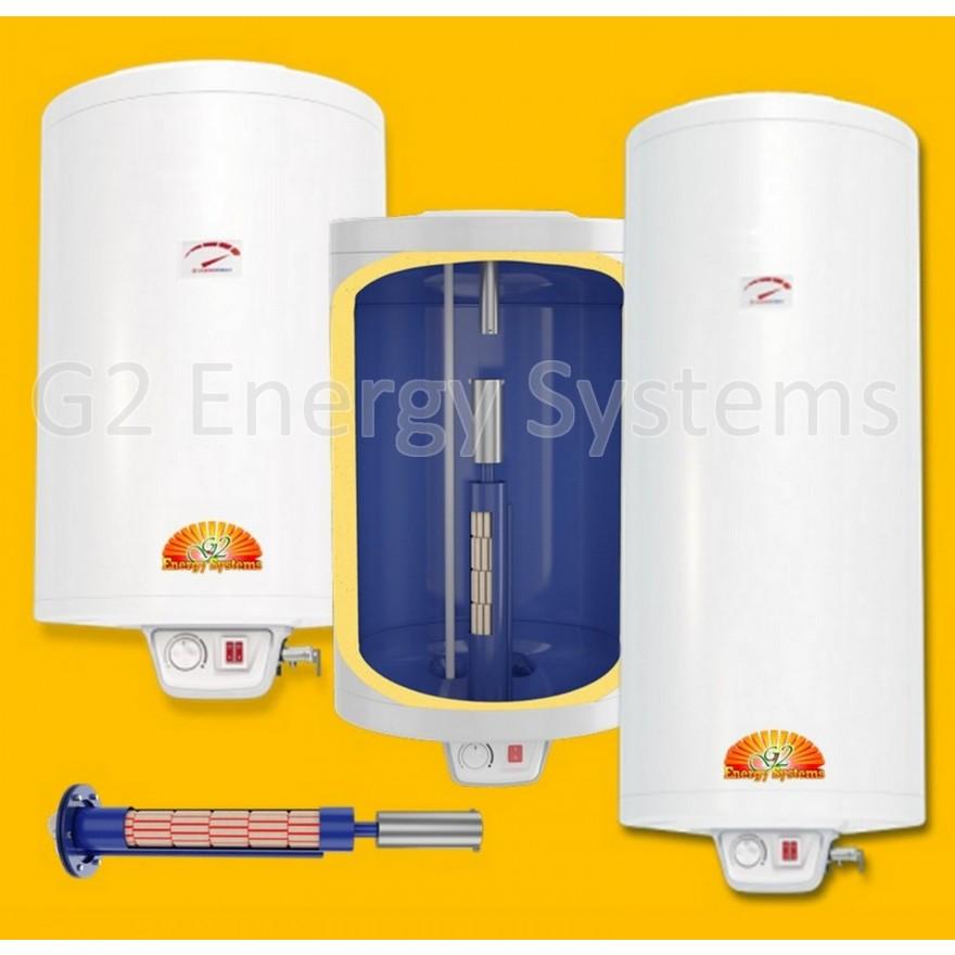 50L NEU Elektro Warmwasserspeicher Boiler 50L 80L 100L 120L Elektrospeicher 30-75 ℃ Elektroboiler Mit Badezimmerzubeh/ör