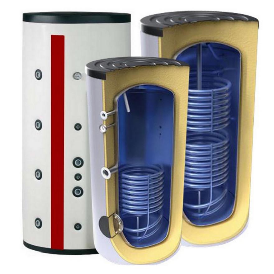 200 300 400 500 800 1000 L Liter Trinkwasserspeicher Solarspeicher Boiler Standspeicher