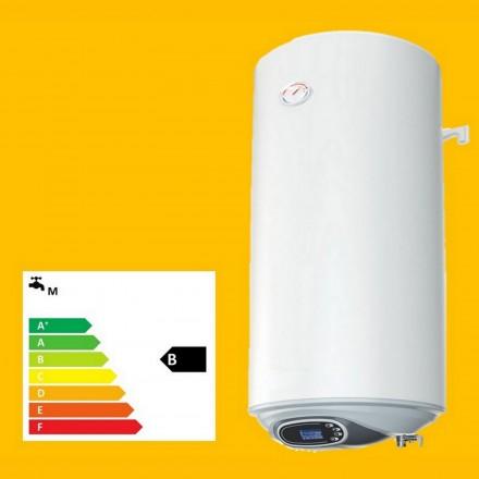 50 80 100 120 150 200 L Liter 2-2,2 kW 230 Volt Elektro Warmwasserspeicher Boiler mit verschlei/ßfreiem Keramikheizstab wandh/ängender Boiler