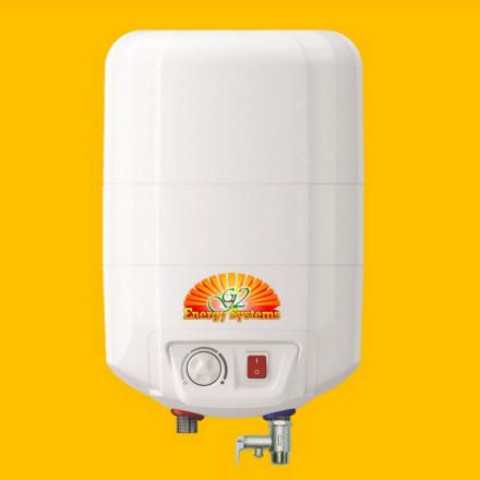 warmwasserspeicher elektro boiler kleinspeicher druckfest 6 l liter rcobertisch. Black Bedroom Furniture Sets. Home Design Ideas