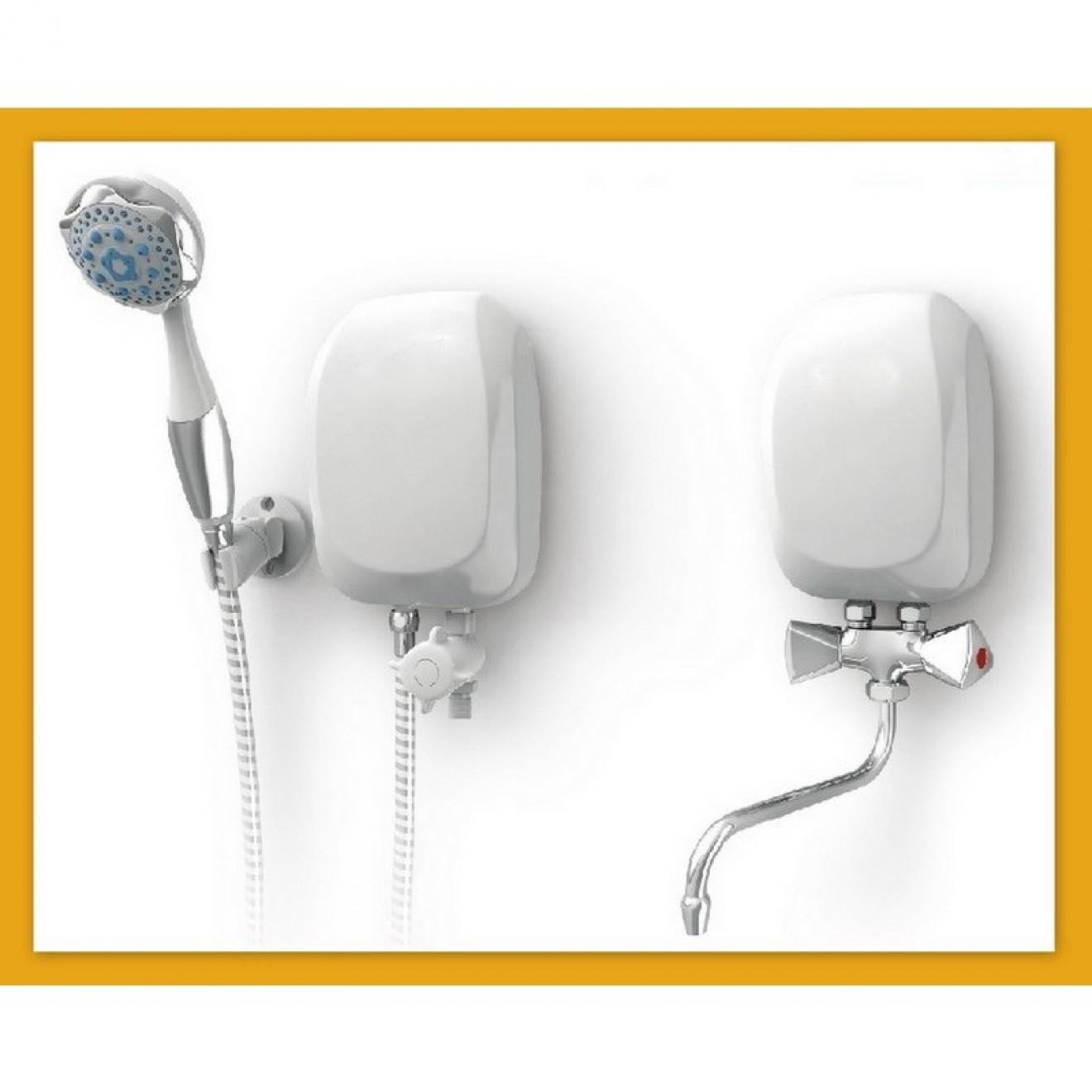 elektronischer durchlauferhitzer 3,5 kw 5,0 kw 7,0 kw küche bad