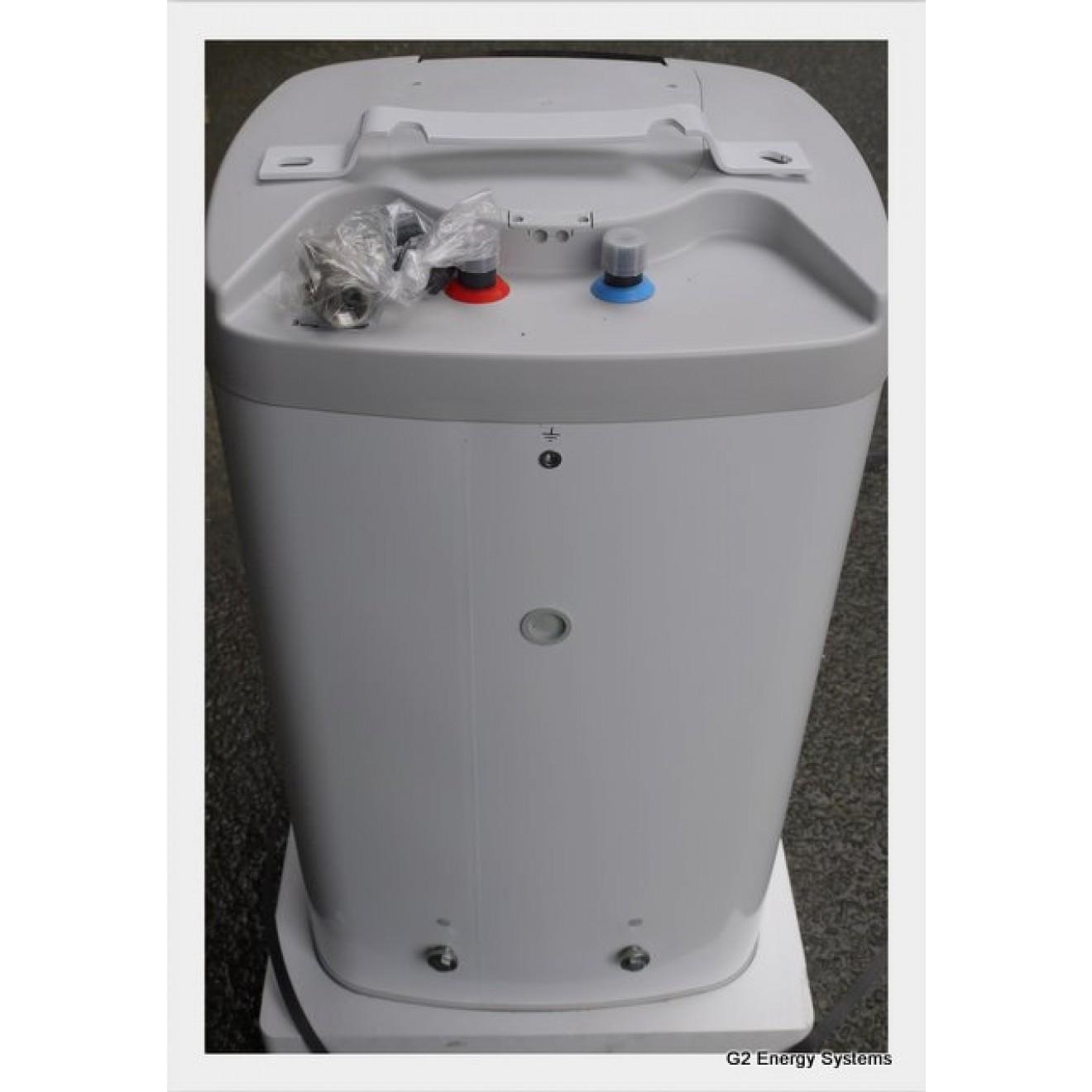80 160 liter elektrische warmwasserspeicher wandh ngend mit 4kw leistung g2 energy systems. Black Bedroom Furniture Sets. Home Design Ideas