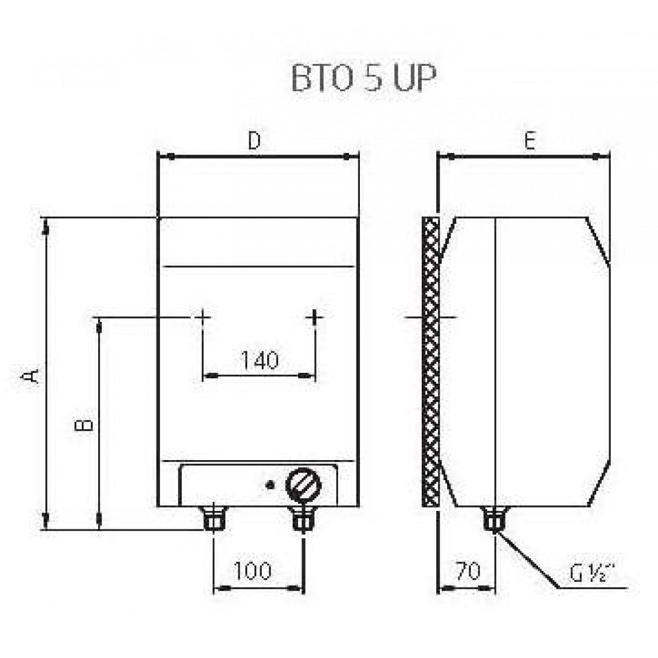 Berühmt Warmwasserspeicher System Diagramm Bilder - Elektrische ...