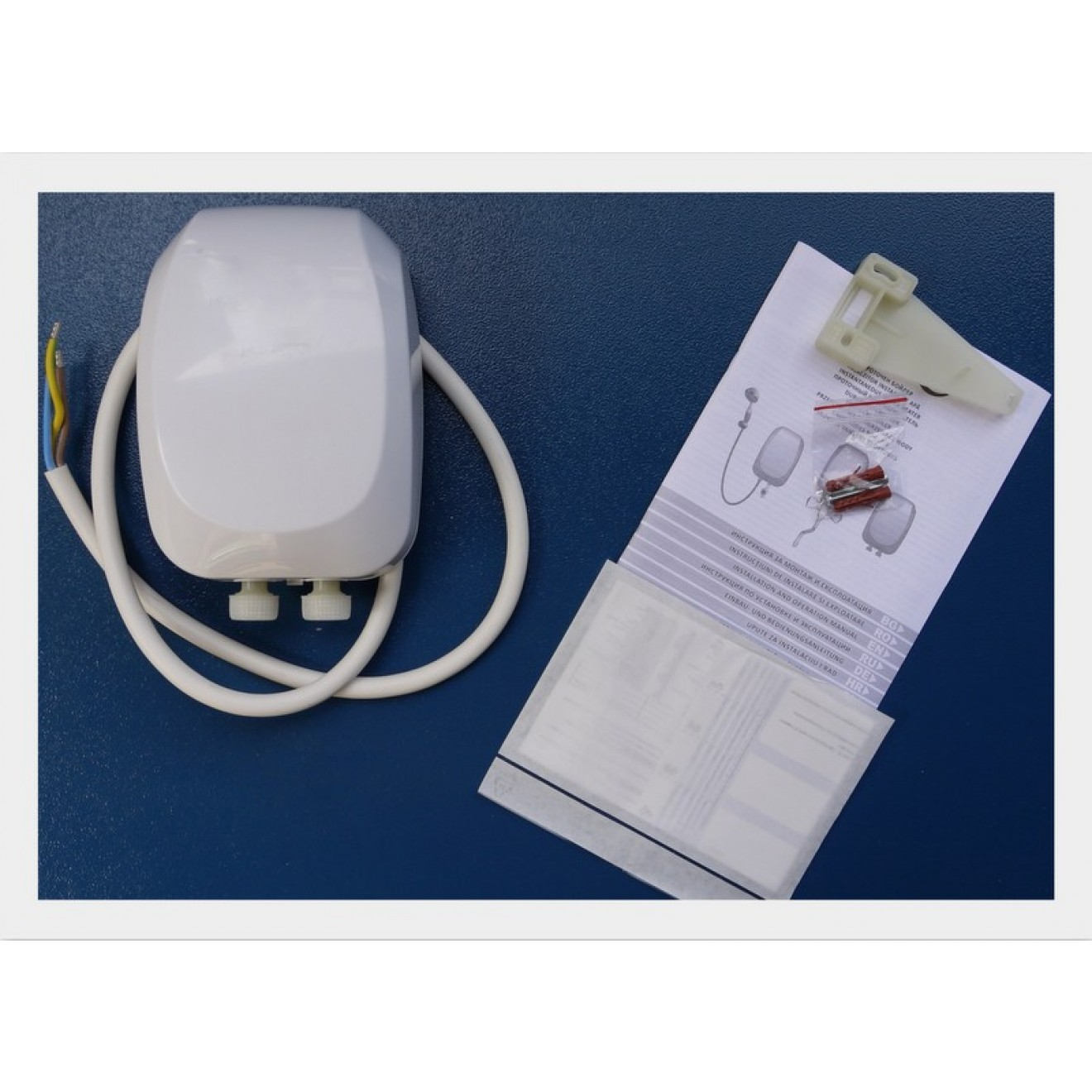 elektronischer durchlauferhitzer 3,5 kw 5,0 kw 7,0 kw untertisch ... - Mini Durchlauferhitzer Für Küche