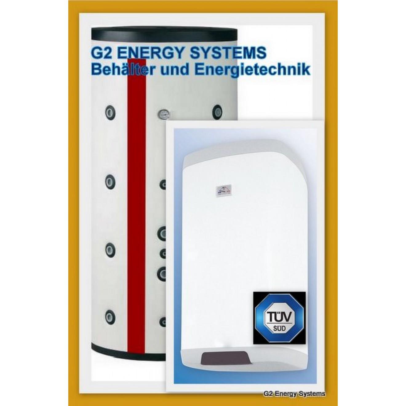 80-160 Liter elektrische Warmwasserspeicher, wandhängend mit 4kW ...