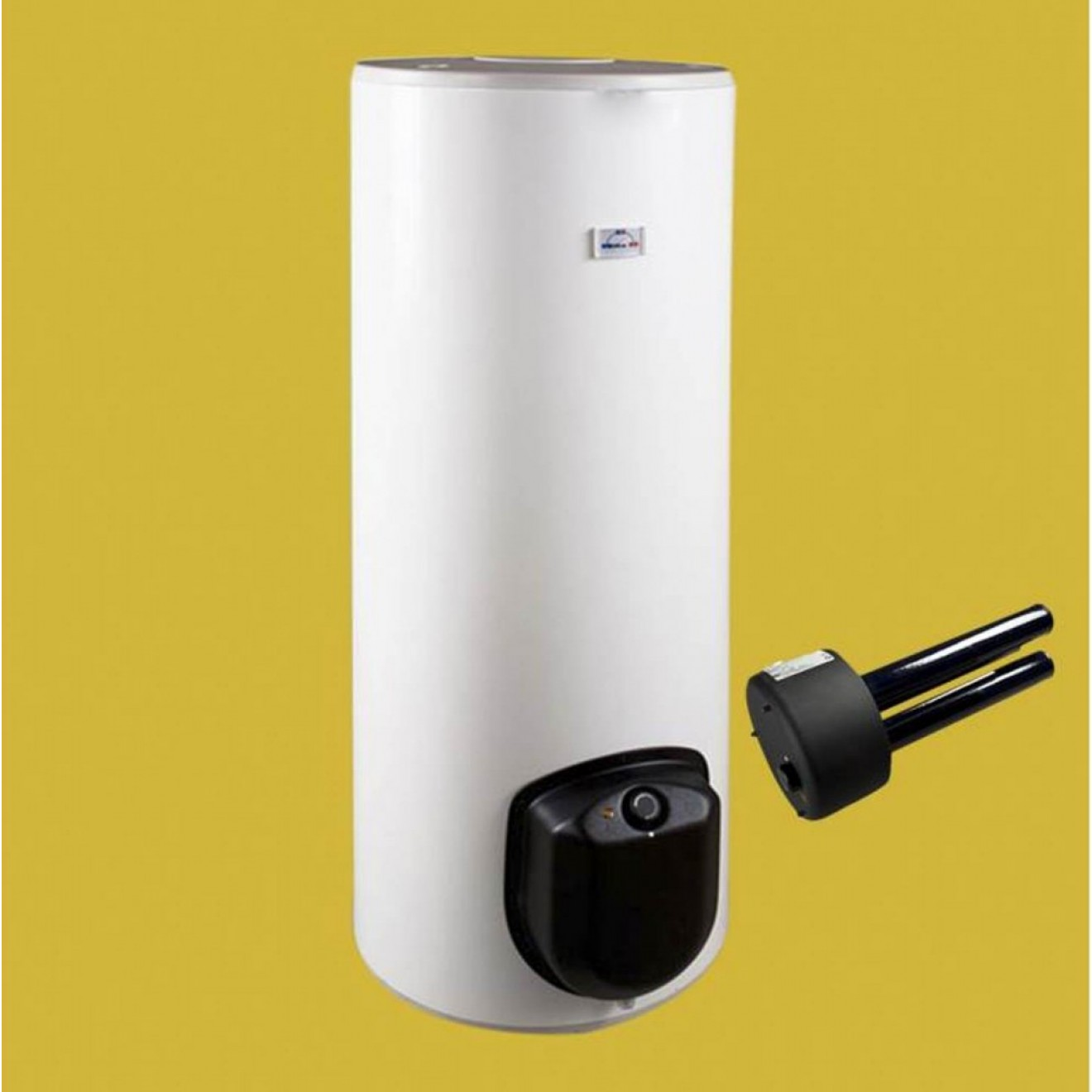 160 250 liter elektrische warmwasserspeicher standspeicher mit 2 2 oder 3 6 kw. Black Bedroom Furniture Sets. Home Design Ideas