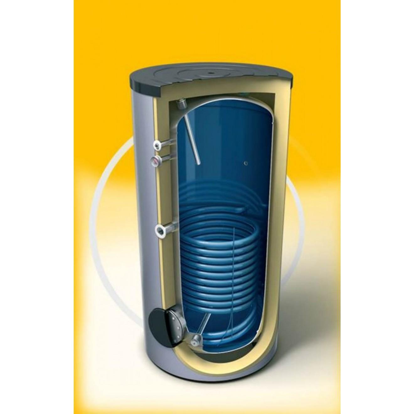 160 200 300 400 500 800 1000 l liter trinkwasserspeicher mit 1wt boiler warmwasserspeicher. Black Bedroom Furniture Sets. Home Design Ideas