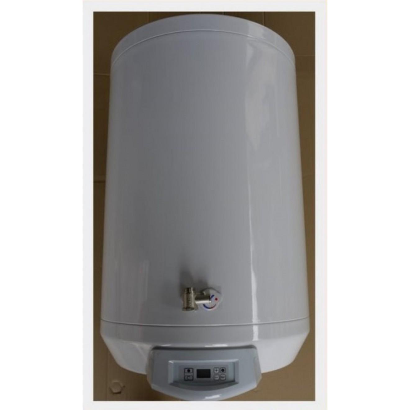 100 l liter 3 kw heizleistung elektro warmwasserspeicher boiler wandh ngend anodentester 32 mm. Black Bedroom Furniture Sets. Home Design Ideas